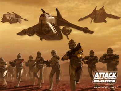 StarWars Attack of the Clones (1)