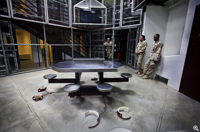Inside Guantanamo Bay