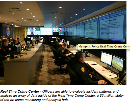 Police Real Time Command Center