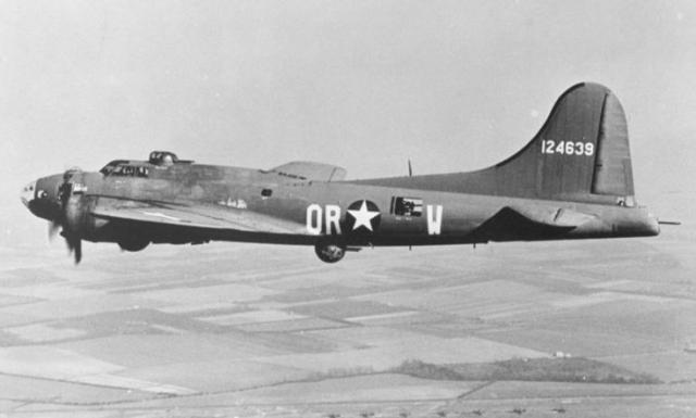 B-17 Aphrodite