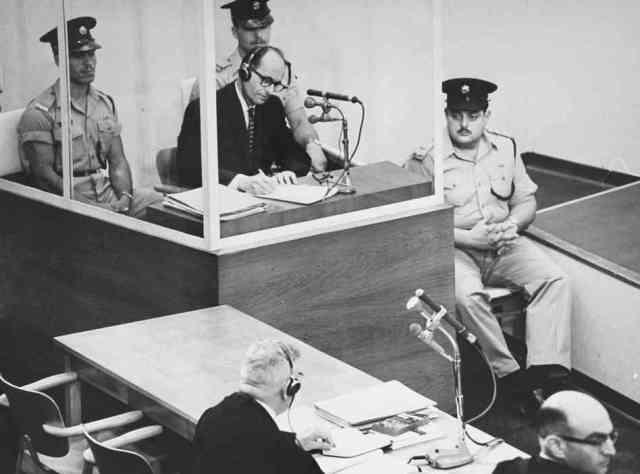 Adolf Eichmann trial