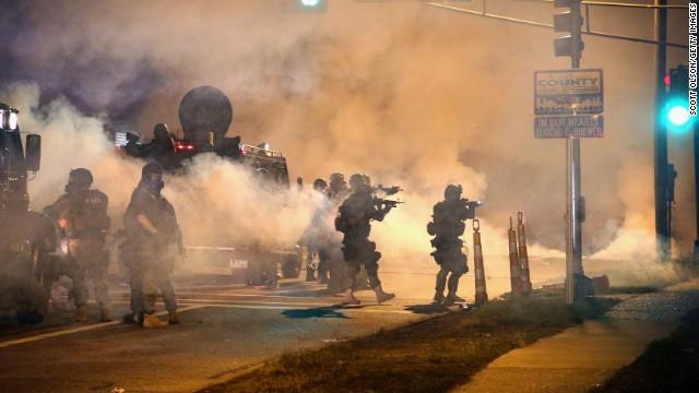 August 18th, Scott Carlson, Ferguson
