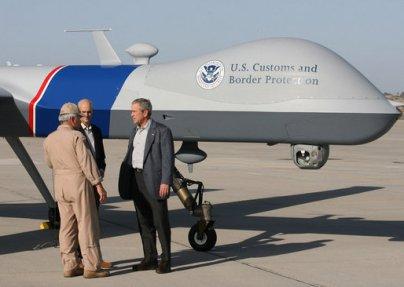 Bush Predator Drone