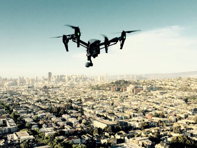 Conclusionsand The Rise Of Drone Police
